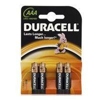 Baterie, Bateria Duracell LR03 / AAA / MN2400 (K4) Basic