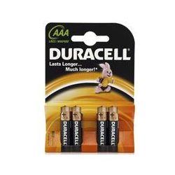 Bateria Duracell LR03 / AAA / MN2400 (K4) Basic