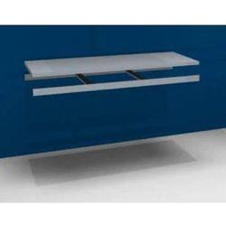 Dodatkowa półka w komplecie z trawersami i półką stalową,szer. 2000 mm