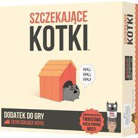 Gry dla dzieci, Dodatek do gry Eksplodujące Kotki - Szczekające kotki