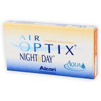Soczewki kontaktowe, Air Optix Night & Day Aqua 3 szt.