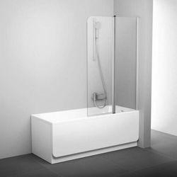 Ravak 10º parawan nawannowy 100x150cm lewy biały transparent 7QLA0103Z1