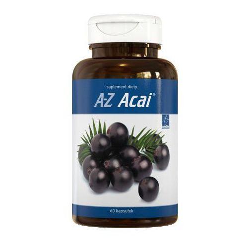 Tabletki na odchudzanie, A-Z Acai extract standaryzowany 350mg 60 kaps.
