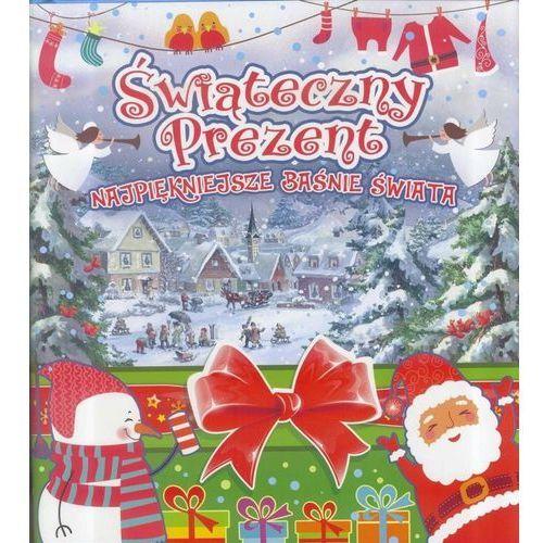 Książki dla dzieci, Świąteczny prezent. Za górami za lasami - Praca zbiorowa (opr. twarda)