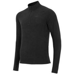 Bluza polarowa męska 4F BIMP001Z czarna - Męskie \ CZARNA 4f na m14 (-36%)