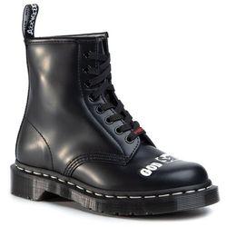 Glany DR. MARTENS - 1460 Sex Pistols 25927001 Black