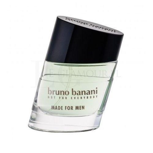 Wody toaletowe męskie, Bruno Banani Made for Men 30ml EdT