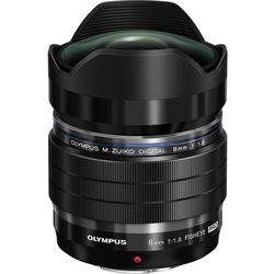 Olympus M.ZUIKO Digital ED 8mm 1:1.8 Fisheye Pro obiektyw do aparatu