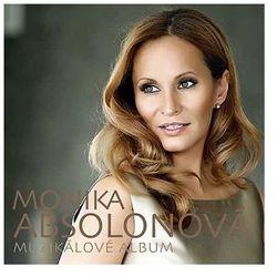 Absolonová Monika - Muzikálové album CD neuveden