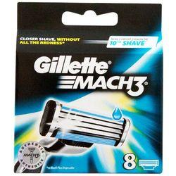 Gillette Mach3 8 zapasowe ostrza