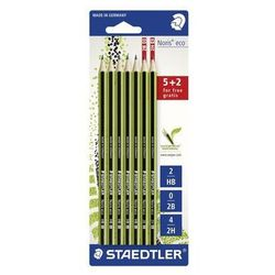 Ołówek Noris eco 5 x HB + 2B i 2H. Darmowy odbiór w niemal 100 księgarniach!