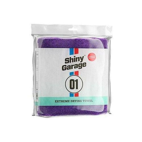 Pozostałe kosmetyki samochodowe, Shiny Garage Extreme Drying Towel XS 40x40cm