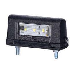 Lampa LED oś. tablicy rejestracyjnej mała (LTD665)