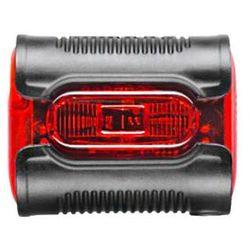 Busch + Müller IXBACK senso USB Tylne światło, black 2019 Lampki tylne na baterie