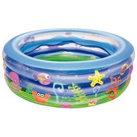 Baseny dla dzieci, Bestway Dmuchany basen Morskie stworzenia 51028