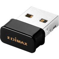 Karty sieciowe, Karta sieciowa, adapter WiFi EDIMAX EW-7611ULB, USB 2.0, WLAN, Bluetooth, 2.4 GHz, 150 Mbit/s