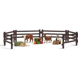 Farm Life - Zestaw małe zoo SLH21052 - Schleich