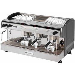 Ekspres ciśnieniowy do kawy 3-grupowy Coffeeline G3 plus | 4 bojlery | 6300W