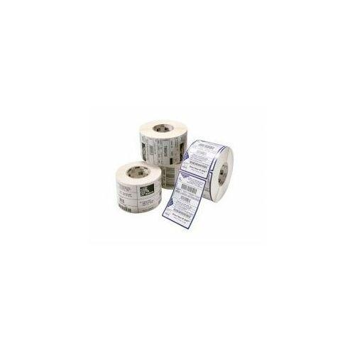 Etykiety fiskalne, Etykiety termotransferowe foliowe 51x25 - 2580szt. srebrne