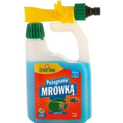 Pożegnanie z Mrówką odstraszacz mrówek 950ml Zielony Dom