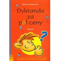 Pedagogika, Dyktanda za pół ceny 6 (opr. miękka)