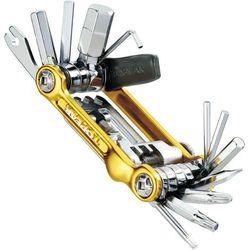 Topeak Mini 20 Pro Narzędzie wielofunkcyjne, gold 2021 Narzędzia wielofunkcyjne