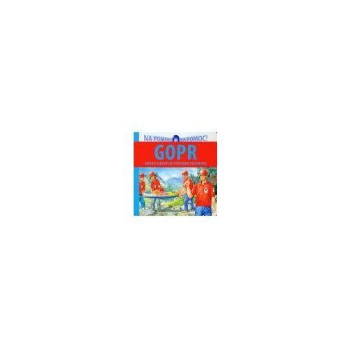 Książki dla dzieci, GOPR Na pomoc (opr. kartonowa)