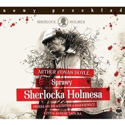 Sprawy Sherlocka Holmesa (książka audio)