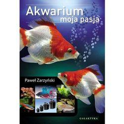 Akwarium moja pasja (opr. twarda)