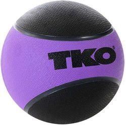 Piłka gimnastyczna TKO K509RMB-1 Czarno-fioletowy