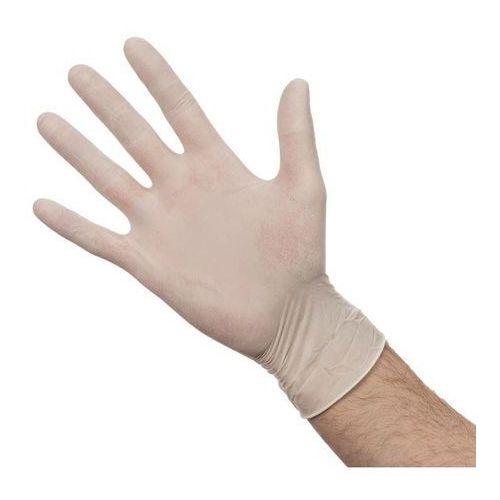 Rękawice ochronne, Rękawiczki diagnostyczne winylowe | 100szt. | rozmiar S