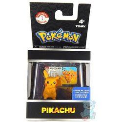 Pokemon Pikachu Figurka w gablotce Tomy
