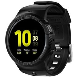 "Pasek Spigen Rugged Armor ""Pro"" do Galaxy Watch Active 2 (44mm) Matte Black"