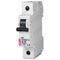 Wyłącznik nadprądowy ETIMAT10 1P C16 10kA ETI