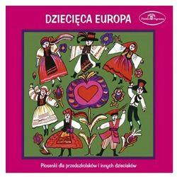 Dziecięca Europa [CD] - Warner Music Poland