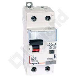 Wyłącznik różnicowo-nadprądowy 1FAZ. B20A 30MA AC 410922 (008403) Legrand