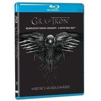 Seriale i programy TV, Gra o Tron, sezon 4 (Blu-ray) - D.B. Weiss