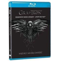 Gra o Tron, sezon 4 (Blu-ray) - D.B. Weiss