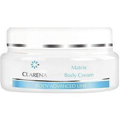Clarena Matrix Body Cream Krem do ciała z Matrigenics 14G 200 ml