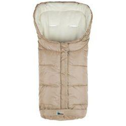 ALTABEBE Śpiworek zimowy AL2203XL do wózka beige/whitewash