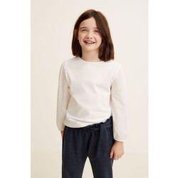 Mango Kids - Bluzka dziecięca Plumi 110-164 cm