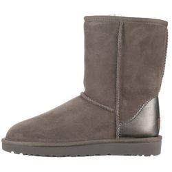 UGG Classic Short II Metallic Snow boots Szary 37 Przy zakupie powyżej 150 zł darmowa dostawa.