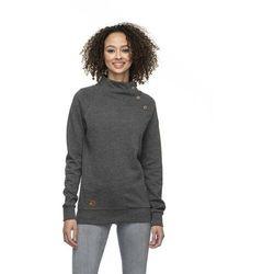 bluza RAGWEAR - Izzie Organic Black (BLACK) rozmiar: S