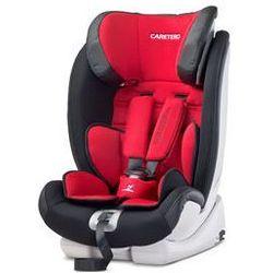 Fotelik samochodowy VolanteFix IsoFix 9-36kg Caretero (czerwony)