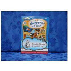 O Świętych dla dzieci album (5 x DVD ). Zestaw komunijny Wyprzedaż 7/17 (2) (-14%)
