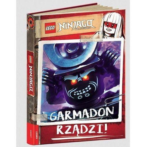 Książki dla dzieci, Lego Ninjago Garmadon Rządzi! - Praca zbiorowa (opr. twarda)