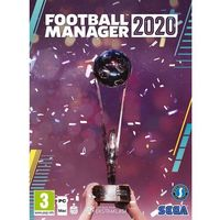 Gry PC, Football Manager 2020 (PC)