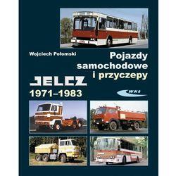 Pojazdy samochodowe i przyczepy Jelcz 1971-1983 (opr. broszurowa)