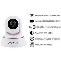 Kamery przemysłowe, KAMERA IP OVERMAX CAMSPOT 3.3 WHITE HD 720p WI-FI IR SD P2P