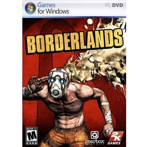 Gry na PC, NPG Borderlands Game of the Year Edition